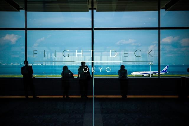 羽田空港2 ac photo