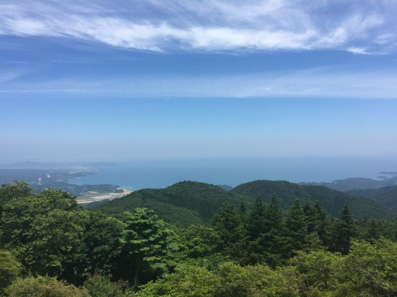 山も海も楽しめる自然豊かな南三陸町
